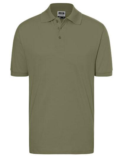 Poloshirt olive