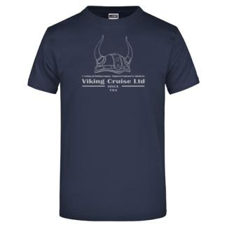 T-Shirt Viking Cruise Navy