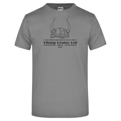 T-Shirt Viking Cruise dunkelgrau